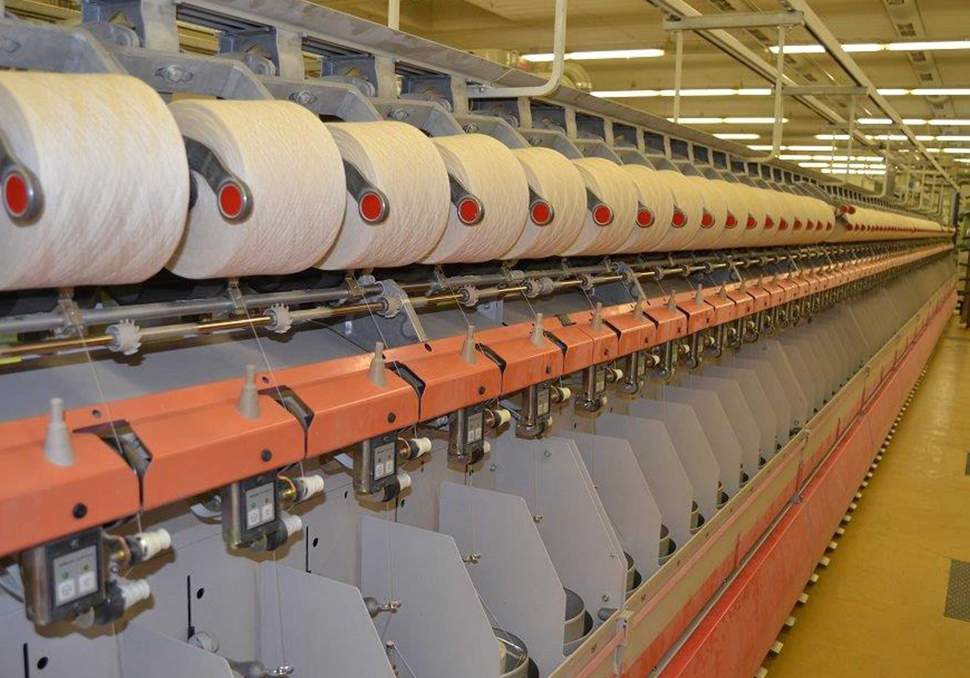 Imcotex textile machinery trading, sale of used textile machinery